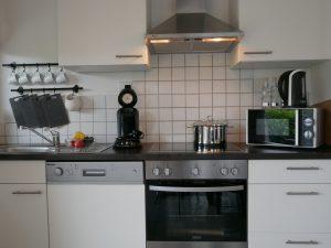 002 Ferienhaus Küche