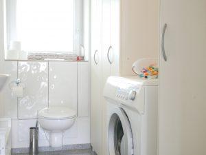 036 Ferienhaus Toilette Untergeschoss