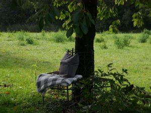 087 Garten Sitzgelegenheit