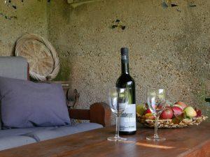 137 Garten Laube Deko Wein
