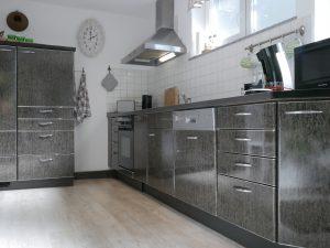 143 Ferienwohnung Küche