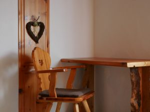 155 Ferienwohnung Schlafzimmer 1