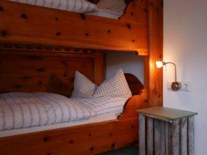 156 Ferienwohnung Schlafzimmer 1 Stockbett