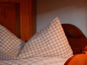 157 Ferienwohnung Schlafzimmer 1 Stockbett
