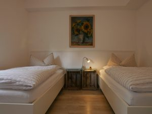 161 Ferienwohnung Schlafzimmer 2