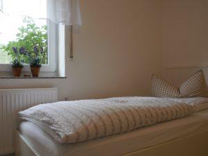162 Ferienwohnung Schlafzimmer 2